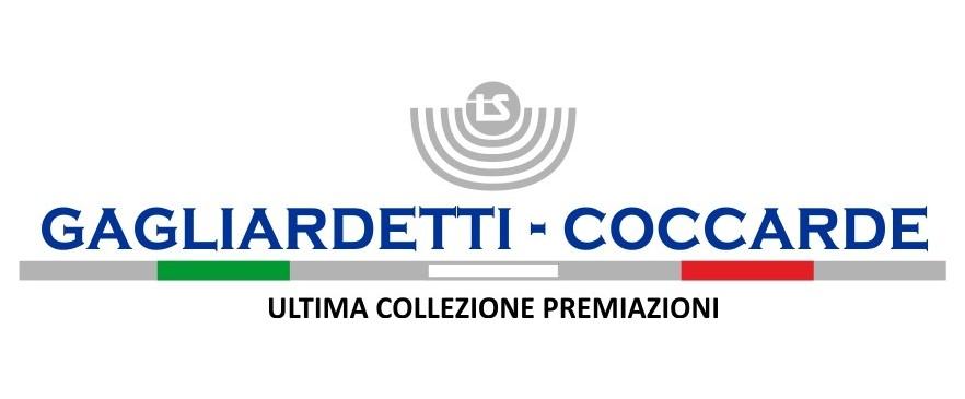 Gagliardetti coccarde, ultima collezione premiazioni