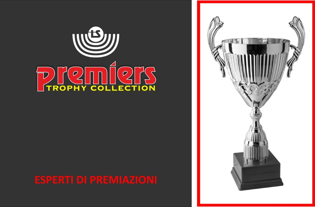 Premiers trohy collection la collezione di articoli per premiazione dagli esperti del settore.